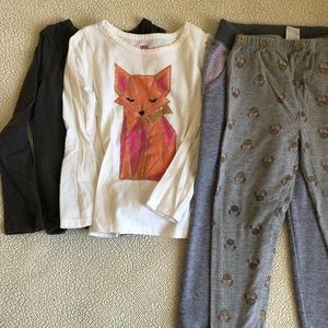Other - Toddler Girls Pants and Tops